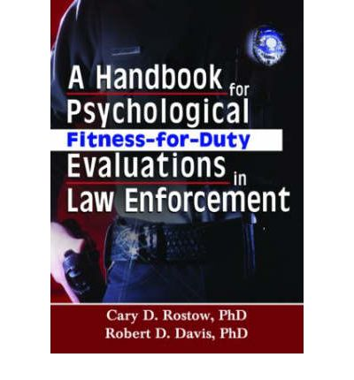 forensic psychology fitness for duty evaluation Fitness-for-duty evaluation (ffde) forensic psychology services gary l fischler and associates, pa 1735 medical arts building.
