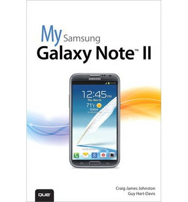 My Samsung Galaxy Note II
