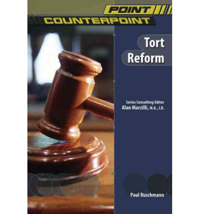 tort reform Traditional tort reform measures enacted in states such as caps on damages and  limiting attorneys' fees have done little to impact the utilization.