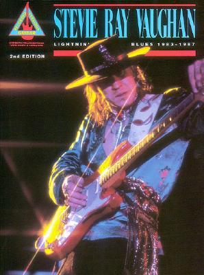 Stevie Ray Vaughan : Lightnin' Blues 1983-1987 - Guitar Recorded Versions