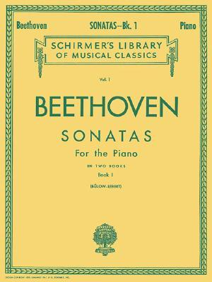 Ludwig van Beethoven : Sonatas for the Piano Book I