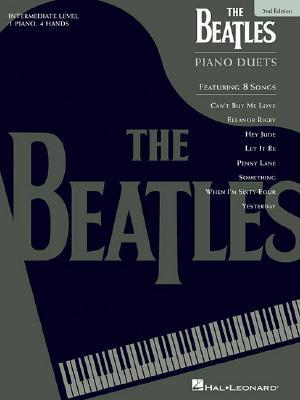 The Beatles Piano Duets : Intermediate Level