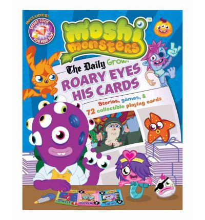 Roary Eyes His Cards!: Stories, Games, & 72 Collectible Playing Cards