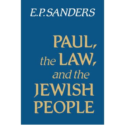 Paul, the Law and the Jewish People
