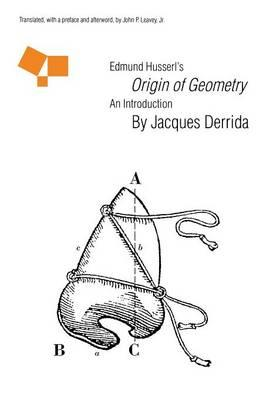 "Edmund Husserl's ""Origin of Geometry"""