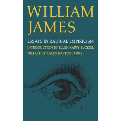 essay william james William james' functionalism has opened a new era in psychology learn more about how this scholar changed the theory and practice by exploring human mind.