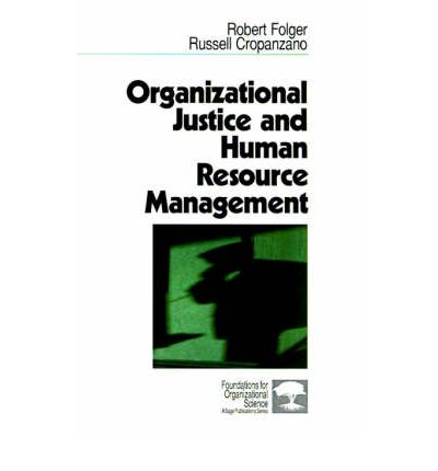management of organizational justice Abstract = organizational justice has the potential to create powerful benefits for organizations and employees alike these include greater trust and commitment, improved job performance, more helpful citizenship behaviors, improved customer satisfaction, and diminished conflict.