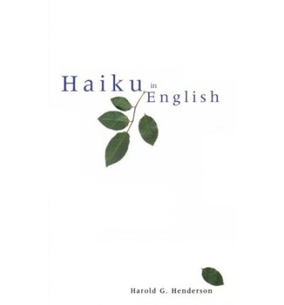 Haiku in English