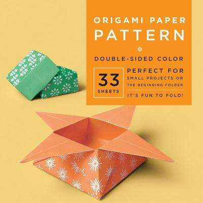 Origami Paper - Pattern - 6 3/4
