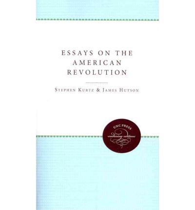 Essays on american revolution