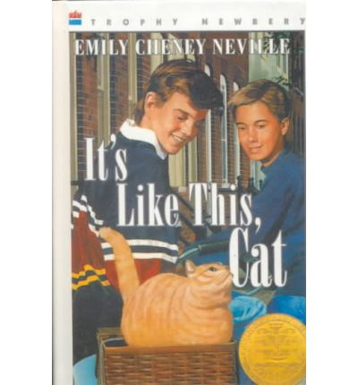 a summary of its like this cat by emily neville Librivox recording of it's like this cat by emily neville recording by betsie bush 1964 newbery medal winner, it's like this, cat is the story of a young.