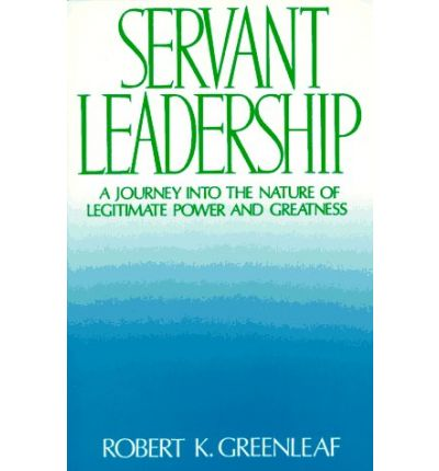 The power of servant leadership essays