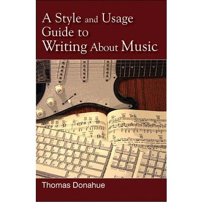 Writing a Music Review