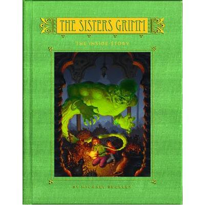 The Sisters Grimm: Bk. 8