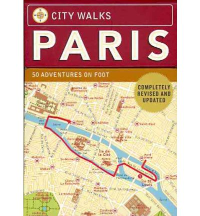 City Walks Deck: Paris