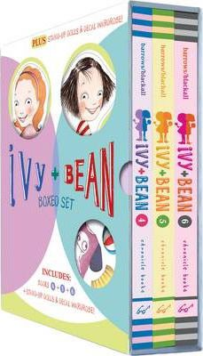 Ivy and Bean Boxed Set 2: Bk. 4-5-6