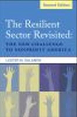 Descargar libros de google books para encender The Resilient Sector : The State of Nonprofit America by Lester M. Salamon 9780815724254 (Spanish Edition) PDF