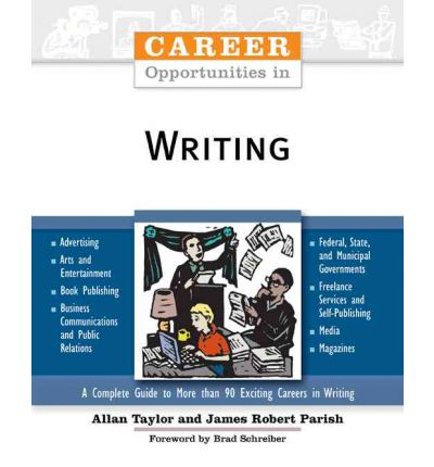 Careers in creative writing