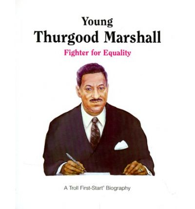 thurgood marshall bio