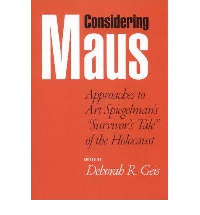 a gripping story of the holocaust in art spiegelmans book titled maus Archive for the 'holocaust' category  while the king david students were performing the story of ajewish boy who perished in a concentration camp,.