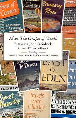 after the grapes of wrath essays on john steinbeck in honor of tetsumaro hayashi John steinbeck's the grapes of wrath the listed critical essays and books will be invaluable for writing essays and papers on the grapes of wrath hayashi.