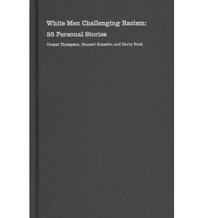 White Men Challenging Racism