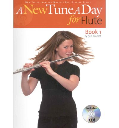 A New Tune A Day Book 1 Flute