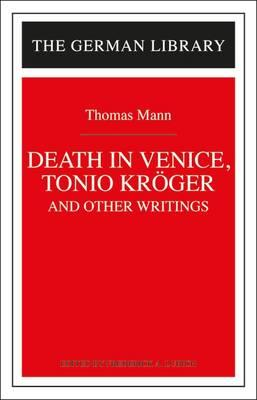 essays on death in venice Death in venice by: thomas mann  suggested essay topics  third, venice is a place of artifice: left to nature, the city would be a mere lagoon also, venice is .