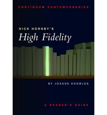 High Fidelity Nick Hornby Essay