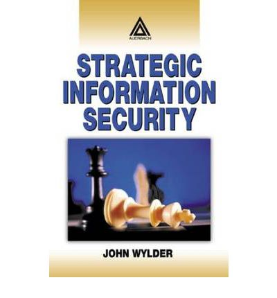 Strategic Information Security