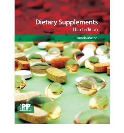 Kindle book collections download Dietary Supplements by Pamela Mason 0853696535 PDF MOBI