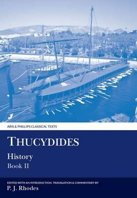Thucydides History: Book II