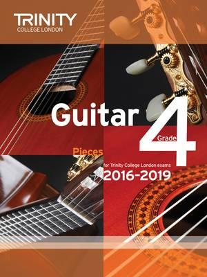 Guitar Exam Pieces Grade 4 2016-2019