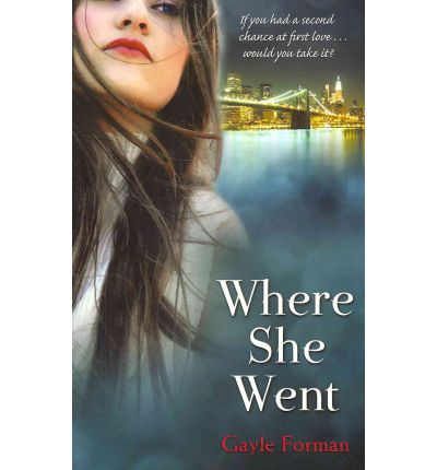 Where she went free ebook las vegas partylas vegas party gayle forman where she went author gayle forman number of pages published date publisher publication country language isbn 9780857530288 fandeluxe Choice Image
