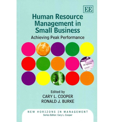 human resources in small business So far in this series on hr for small business, we've looked at important human resources topics like hiring, training, and communication but there are also some basic requirements you have to fulfill as a small business owner or hr officer when people come to work for you, it's your responsibility to.