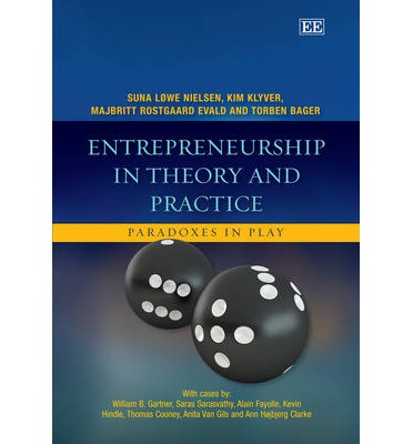 entrepreneurship theory and practice book pdf
