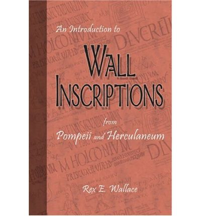 Introduction to Wall Inscriptions