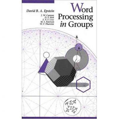 Word Processing in Groups
