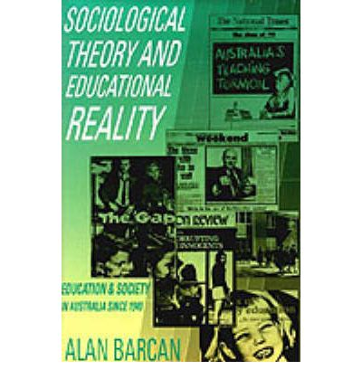 sociological theories and education Starting a new academic discipline is a major job, and many of durkheim's theories were targeted at what sociology is and how it should be researched the first step was to define sociology itself.