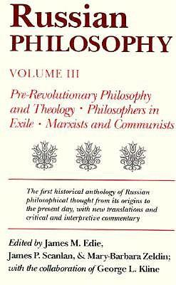 Russian Philosophy One Asserts