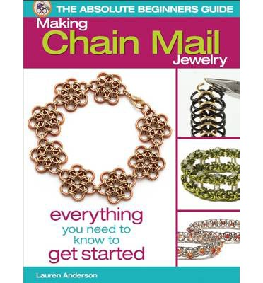 Download pdf the absolute beginner 39 s guide making chain for Jewelry books free download