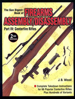 "The ""Gun Digest"" Book of Firearms Assembly/disassembly: Centerfire Rifles Pt. 4"