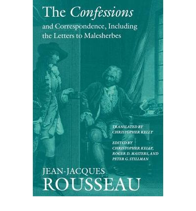 an analysis of confessions an autobiographical book by jean jacques rousseau In his confessions jean-jacques rousseau tells the story of his life, from the   rousseau analyses with unique insight the relationship between an elusive but.