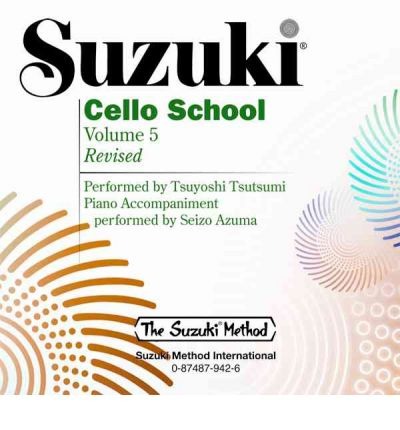 FREE] Suzuki Cello School, Volume 5 download pdf