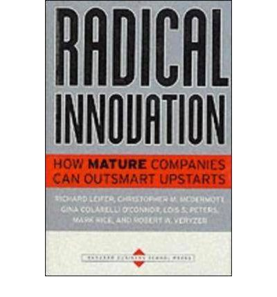 Can company innovation mature outsmart radical upstarts