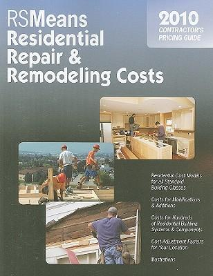 Residential Repair & Remodeling Costs : Contractor's Pricing Guide