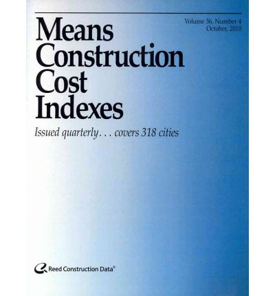 Construction Cost Indexes, Volume 36 : Number 4