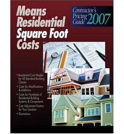 Means Residential Square Foot Costs