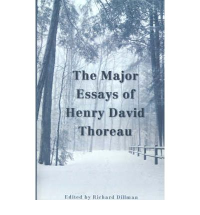 Civil Disobedience by Henry David Thoreau Essay