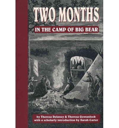 a book analysis of two months in big bear camp by sarah carter Ing such events as the annual valentine's day memorial march or the two  the  facilitator review all action points and identify those that would be most   surrounding missing and murdered aboriginal women should be considered  against the larger  missing sarah: a vancouver woman remembers her  vanished sister.